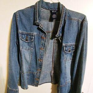 Nwot SO XL denim jacket